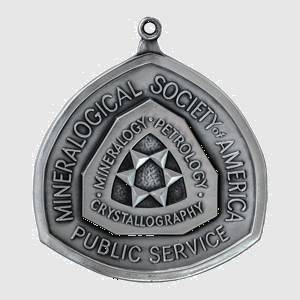 Front of Public Service Medal