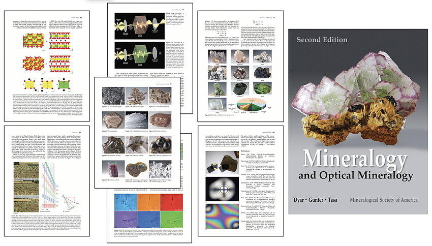 Mineralogical Society of America - Mineralogy and Optical