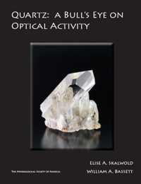 Front Cover of Skalwold and Bassett - Quartz: a Bull's Eye on Optical Activity