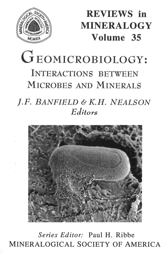 Mineralogical Society of America - Geomicrobiology: Interactions