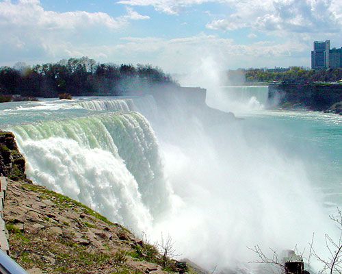 Descriptive essay on niagara falls