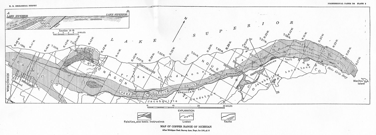 Butler pp 144 pp 17 25 the detailed geologic maps and sections pls pooptronica Choice Image
